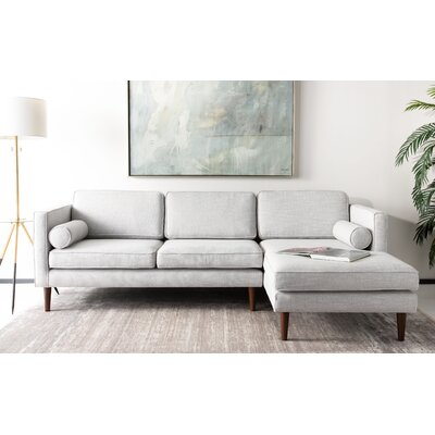 Foundstone Right Hand Facing Modular Sectional Upholstery Color Sectionals