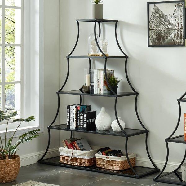Clearwater Etagere Bookcase By Brayden Studio
