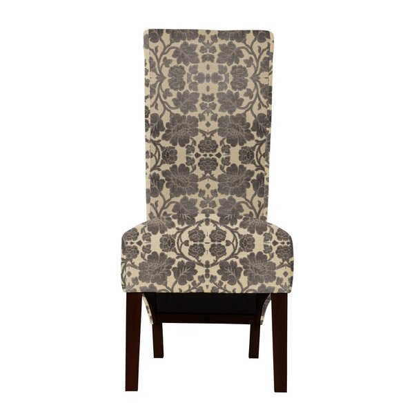 Ramon Pandora Flower Parsons Chair (Set of 2) by Langley Street