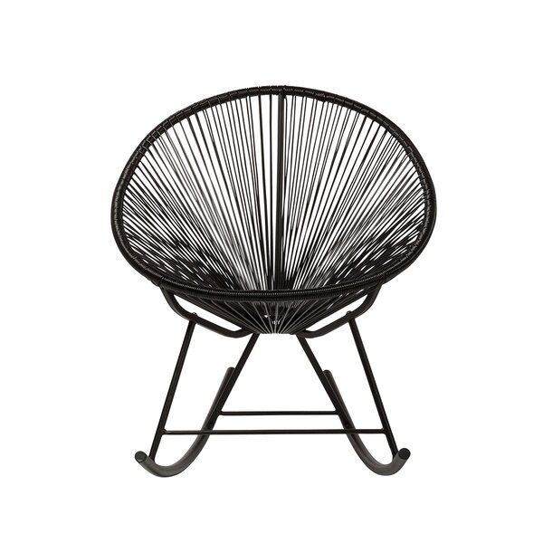 Safiyyah Patio Chair by Wrought Studio