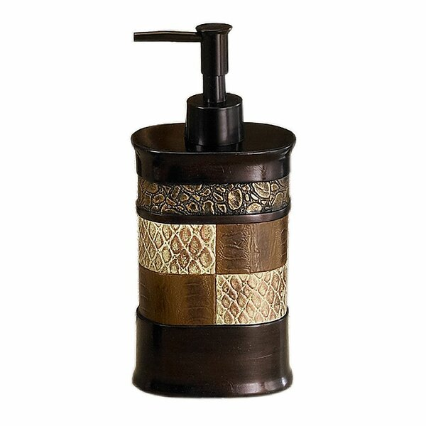 Beesley Lotion Dispenser by World Menagerie