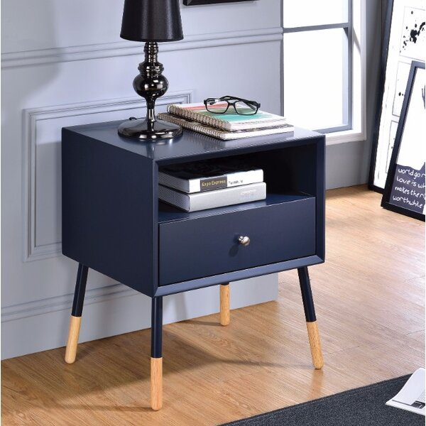 Ferris End Table by Ivy Bronx
