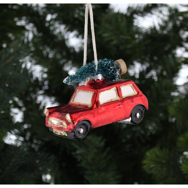 Car Christmas Ornaments.Car Hanging Figurine Ornament