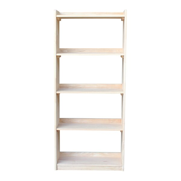 Mitesh Standard Bookcase by Highland Dunes