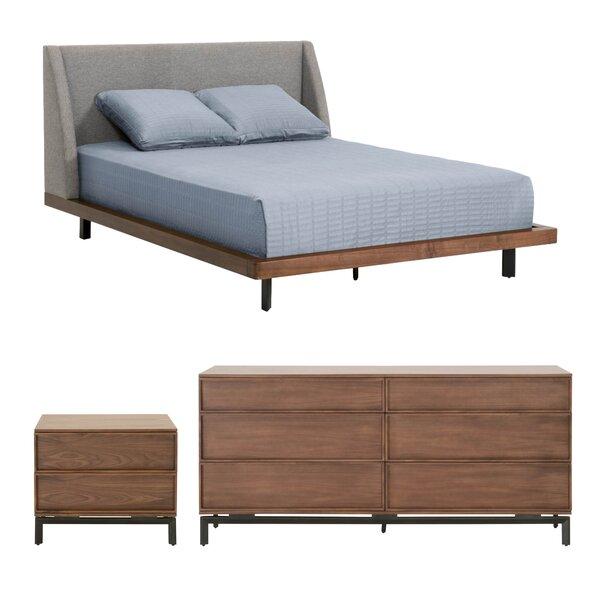 Deshazo Queen Platform Configurable Bedroom Set by Brayden Studio