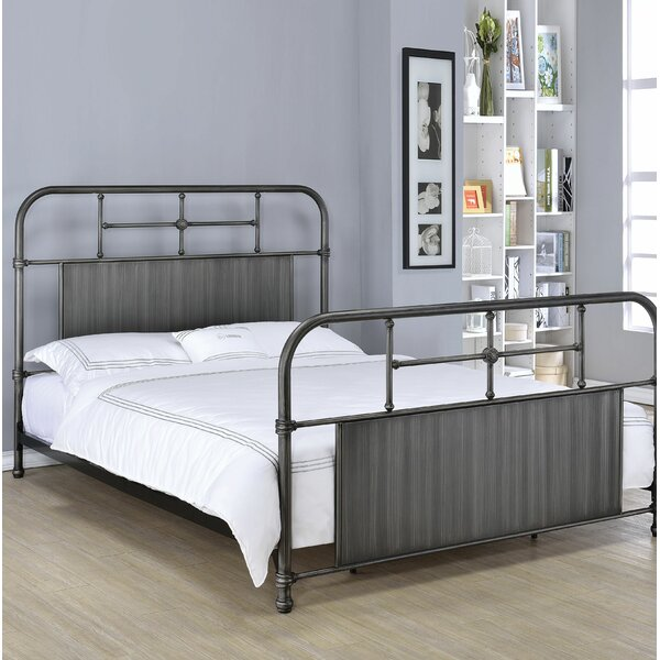 Audra Standard Bed by Gracie Oaks