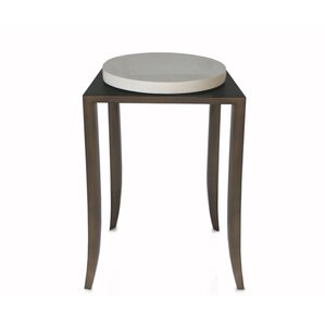 Shagreen End Table by Serge De Troyer Collection