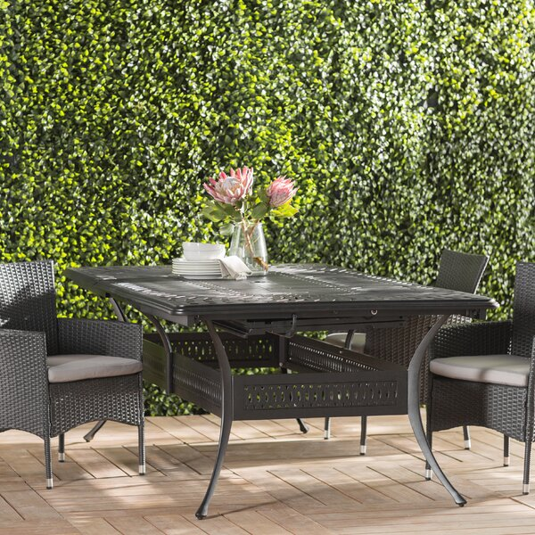 Adela Extension Dining Table by Darby Home Co