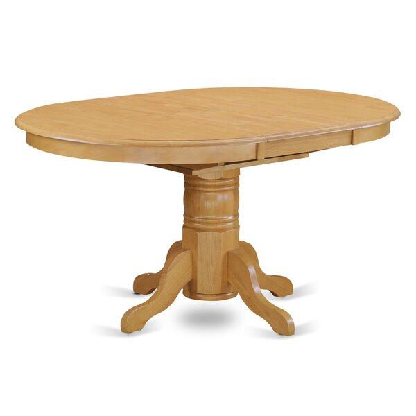 Anushka 5 Piece Extendable Solid Wood Dining Set by Winston Porter Winston Porter