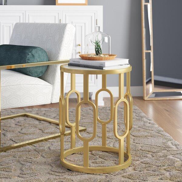 Hofstetter Frame End Table By Mercer41