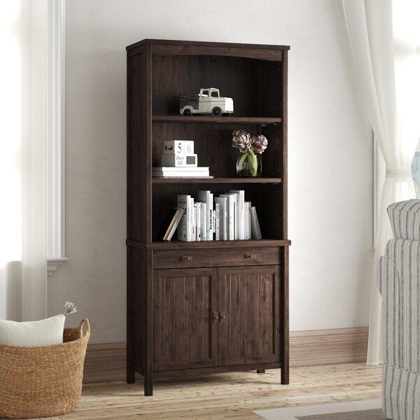 Costa Standard Bookcase By Laurel Foundry Modern Farmhouse