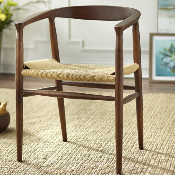 Chelsea Solid Wood Dining Chair by Bay Isle Home
