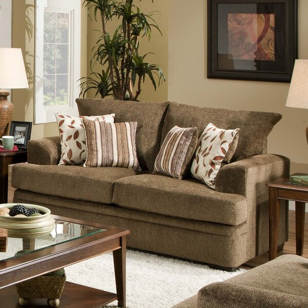 Homeland Loveseat by Charlton Home