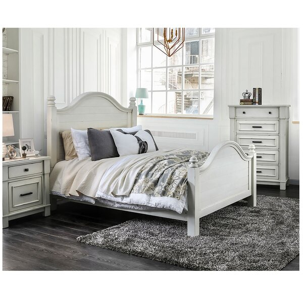 Brayson Standard Bed by Gracie Oaks