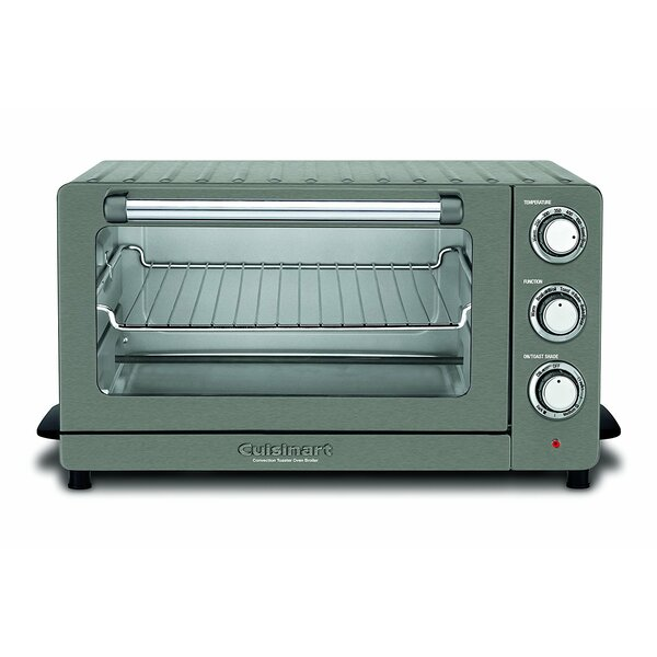 0.6 Cu. Ft. Convection Toaster Oven Broiler by Cui