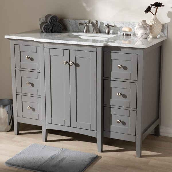 Merito 48 Single Bathroom Vanity