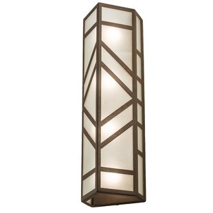 Affordable Younker 4-Light Outdoor Flush Mount By Loon Peak