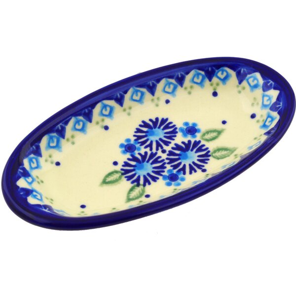 Aster Patches Condiment Platter by Polmedia