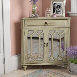 Carly 1 Drawer 2 Door Accent Cabinet