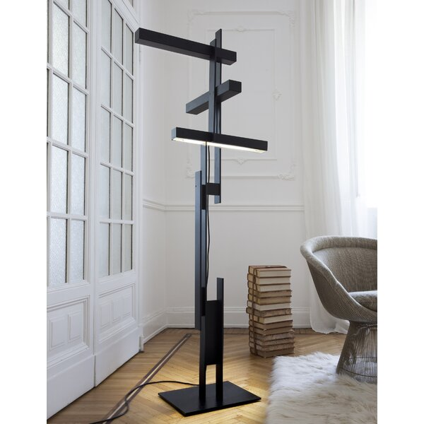 Las 69.7 LED Tree Floor Lamp by Oluce
