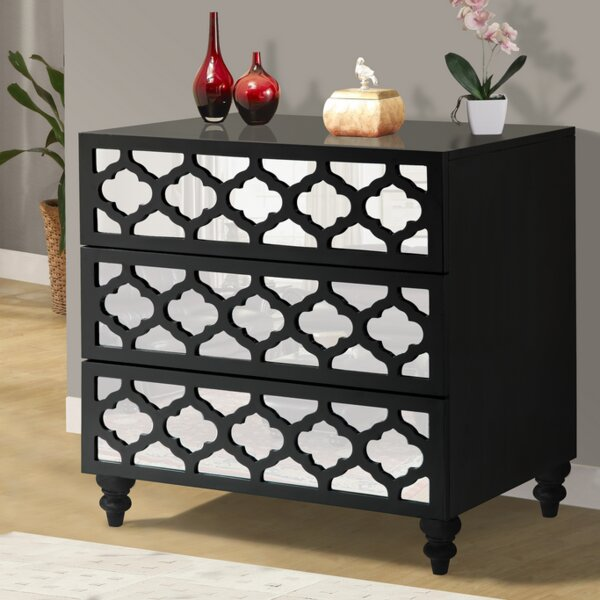 3 Drawer Wooden Chest by Wildon Home Wildon Home®