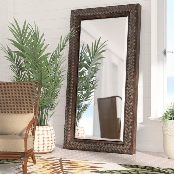 Shandra Leaner Mirror by Beachcrest Home
