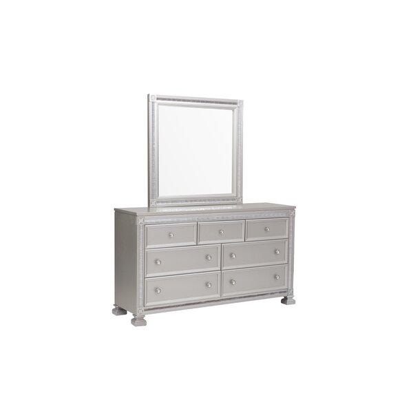 Lybarger 7 Drawer Dresser by Rosdorf Park