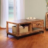 Monahan Coffee Table with Storage by Foundry Select