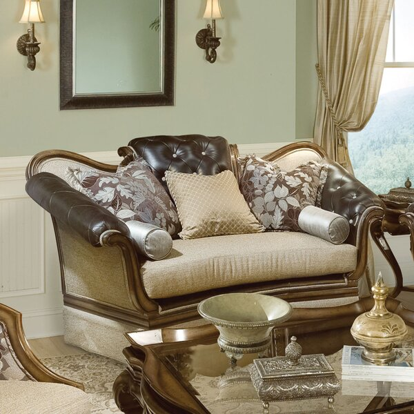 Salvatore Loveseat by Benetti's Italia