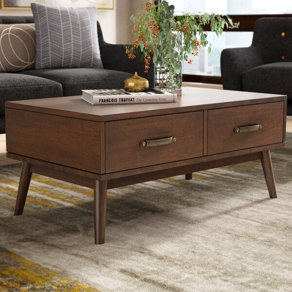 Belham Living Carter Wayfair - Belham living carter mid century modern coffee table