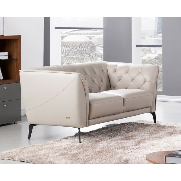 Bustleton Loveseat by Brayden Studio