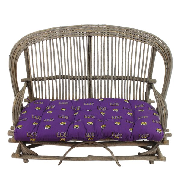 NCAA LSU Tigers Indoor/Outdoor Sofa Cushion by College Covers