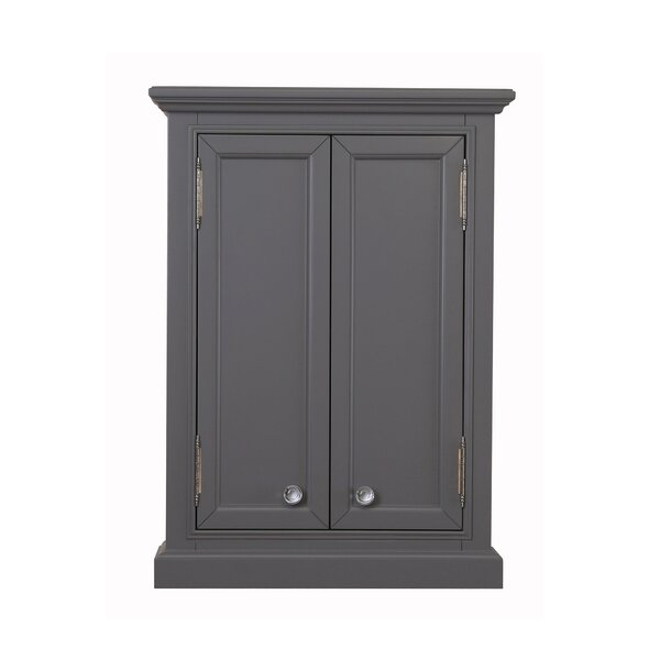 Hammondale 24 W x 33 H Wall Mounted Cabinet by Canora Grey