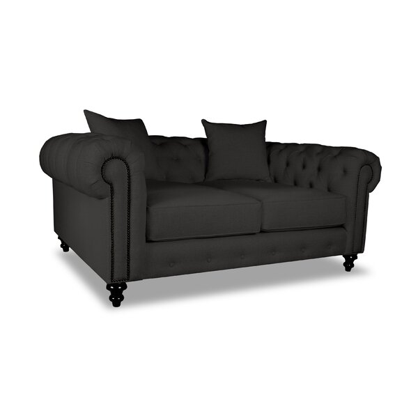 Esters Chesterfield Sofa by Darby Home Co