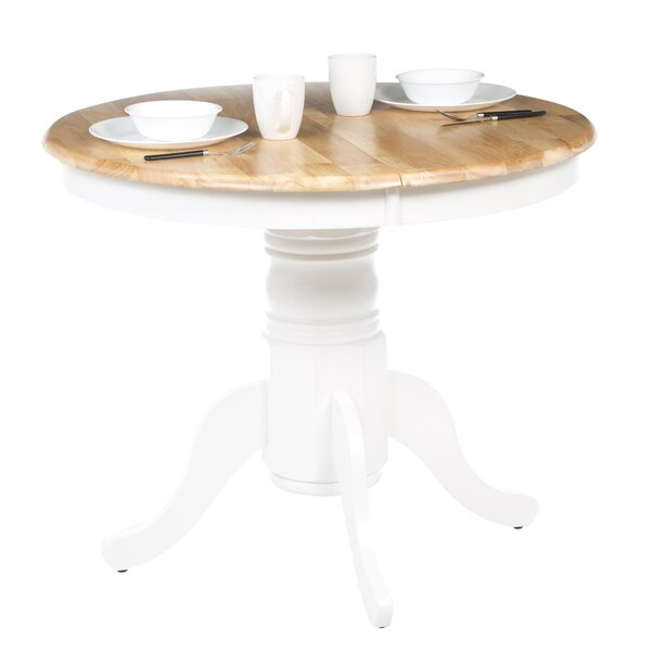 Gennevilliers Extendable Dining Table by Lark Manor