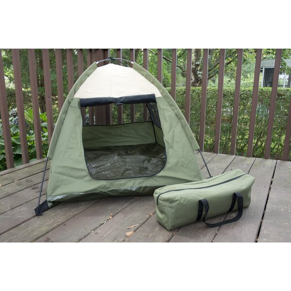 Claude Cozy Camp Pet Tent House by Tucker Murphy Pet