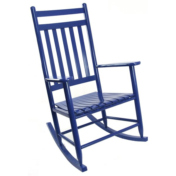 Pellegrin Rocking Chair by Gracie Oaks