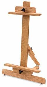 Single Mast Folding H-Frame Easel by American Easel
