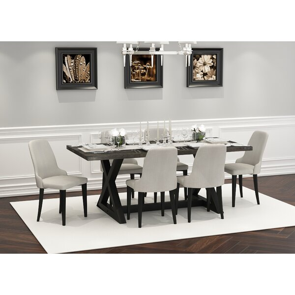 Rainbolt 7 Piece Dining Set by Gracie Oaks