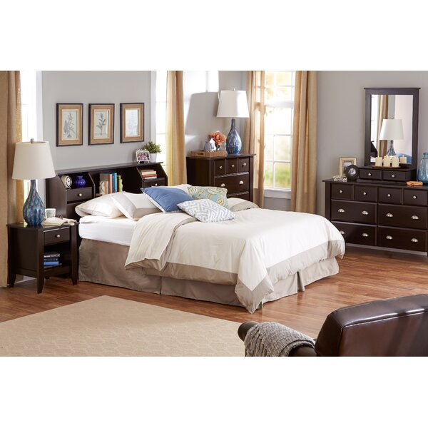 Revere Platform Configurable Bedroom Set by Andover Mills