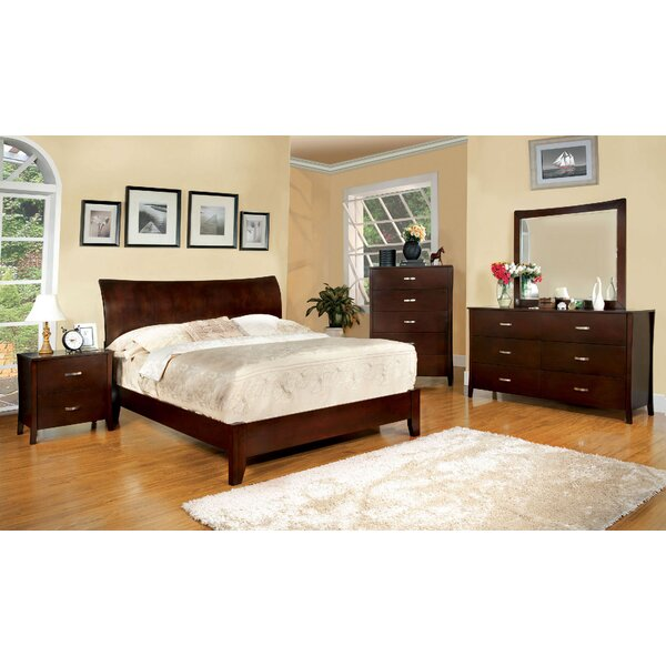 Haddon Standard Configurable Bedroom Set by Wrought Studio