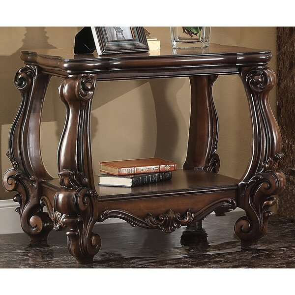 Medley End Table by Astoria Grand