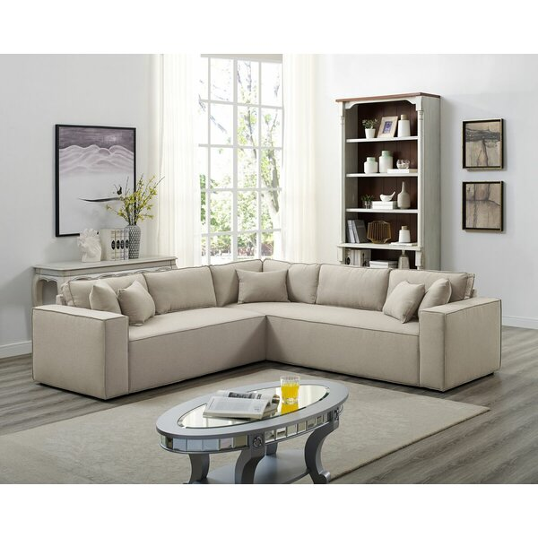 Armentrout Sectional by Williston Forge