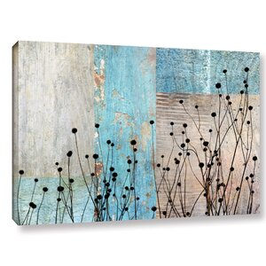 Dark Silhouette I Graphic Art on Wrapped Canvas by Andover Mills