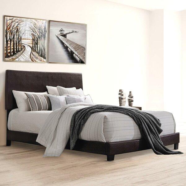 Mcdorman Queen Upholstered Standard Bed by Orren Ellis