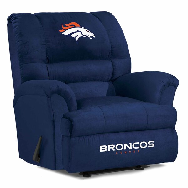 NFL Big Daddy Manual Recliner by Imperial International