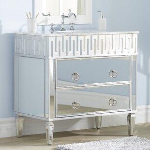 Find the perfect Reis 36 Single Bathroom Vanity Set ByWilla Arlo Interiors