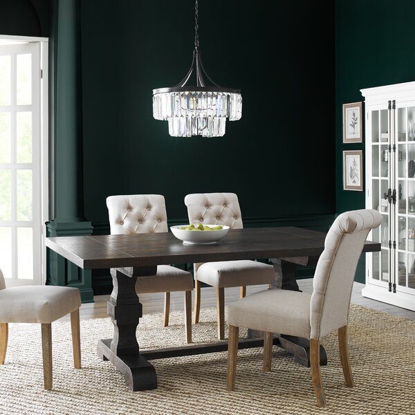 Jonesville Extendable Dining Table by Greyleigh