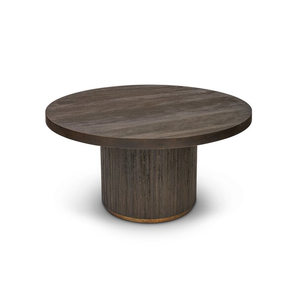 Mauldin Round Dining Table by Union Rustic Union Rustic