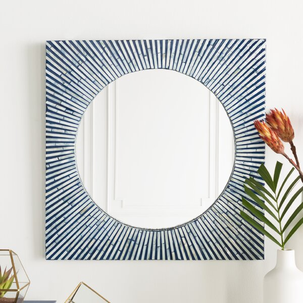 Avondale Accent Mirror by Bay Isle Home